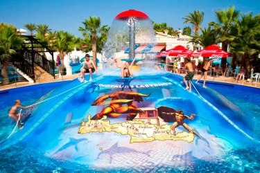 Аквапарк Waterworld Waterpark